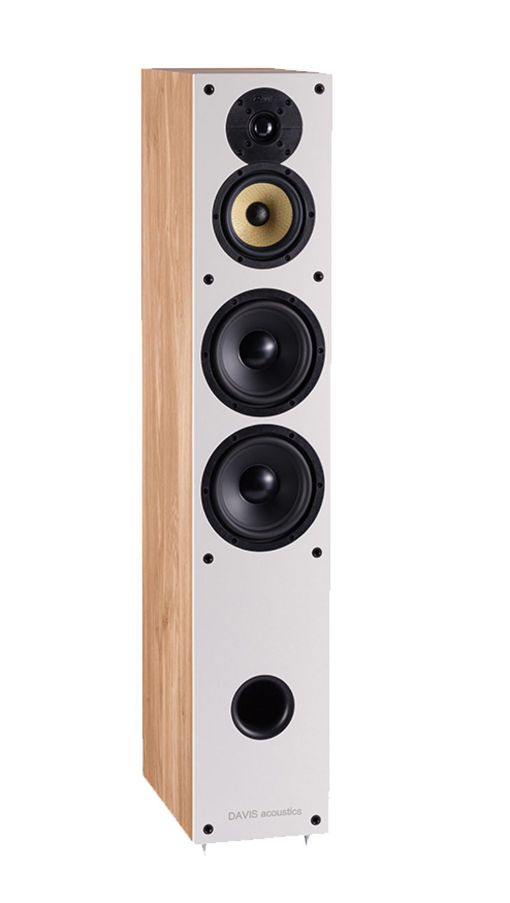 Boxe Davis Acoustics Balthus 70 Alb