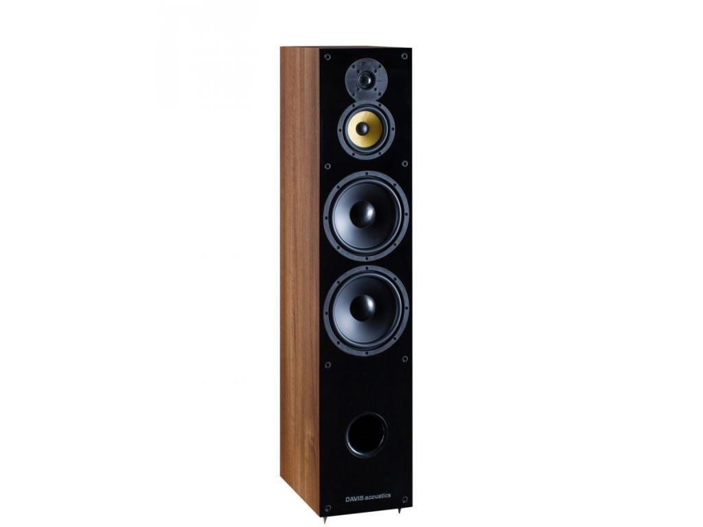Boxe Davis Acoustics Balthus 90 Walnut