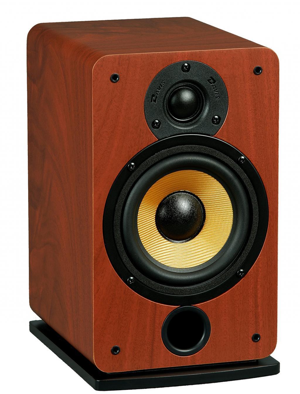 Boxe Davis Acoustics Eva Walnut