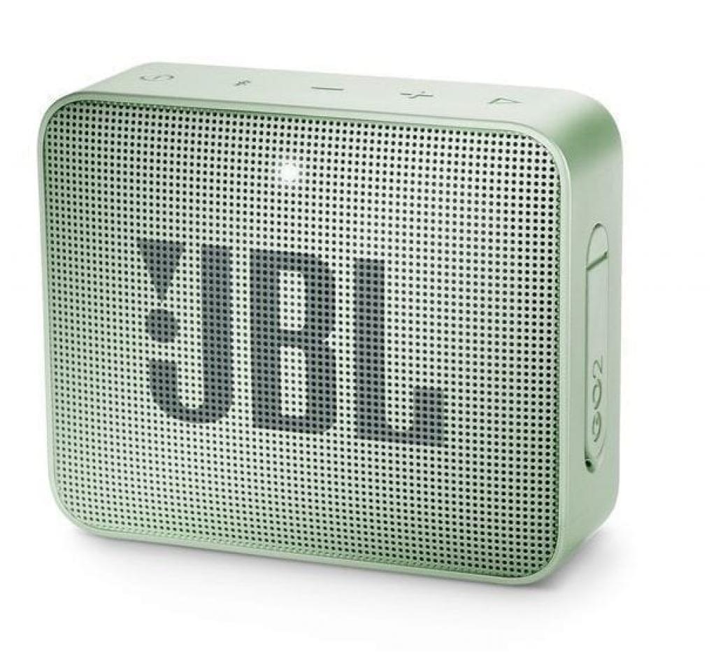Boxa Activa Portabila JBL GO 2 Glacier Mint