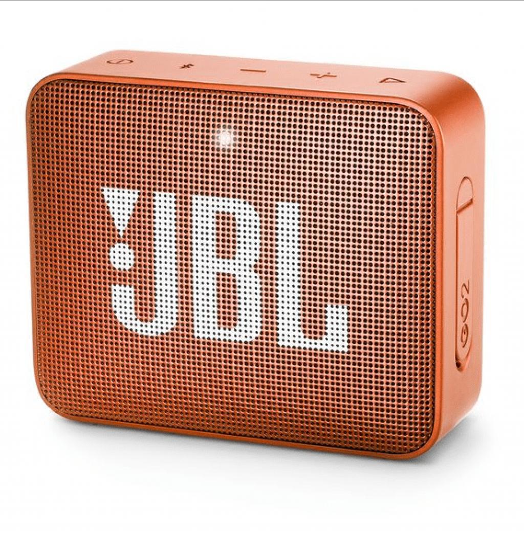 Boxa Activa Portabila JBL GO 2 Coral Orange