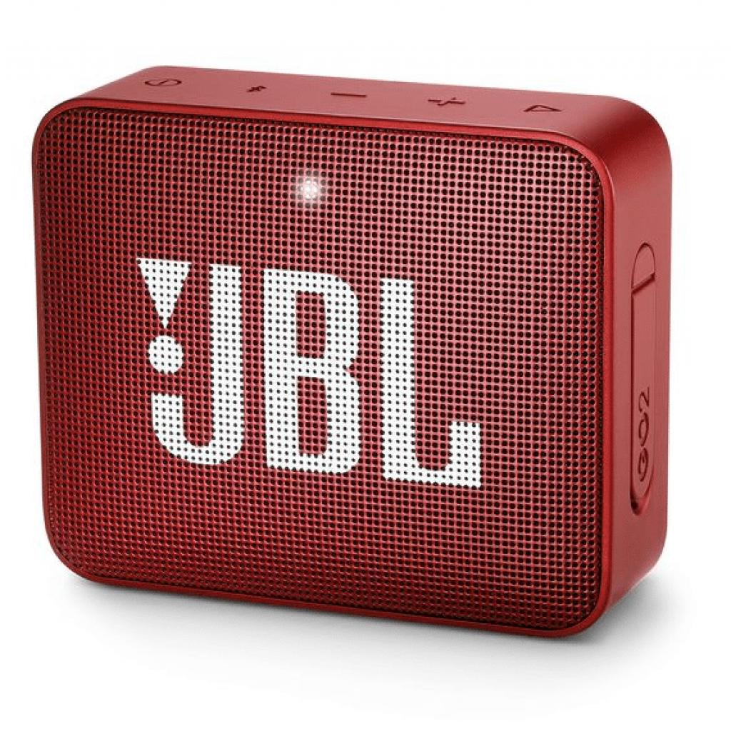 Boxa Activa Portabila JBL GO 2 Rosu