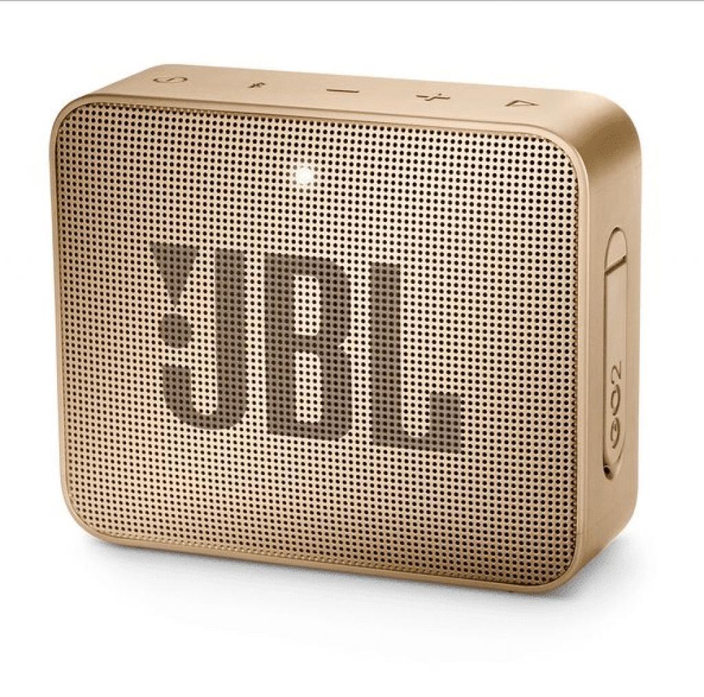 Boxa Activa Portabila JBL GO 2 Champagne