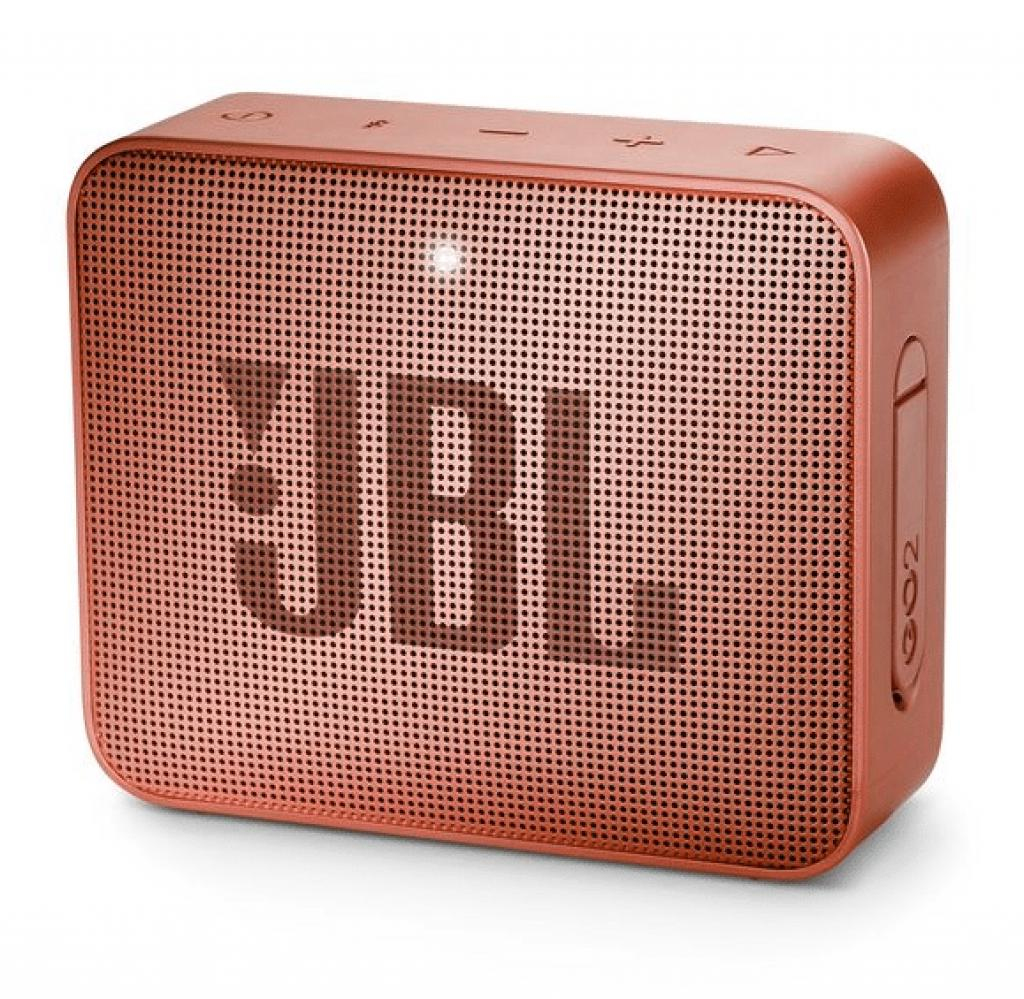 Boxa Activa Portabila JBL GO 2 Sunkissed Cinnamon