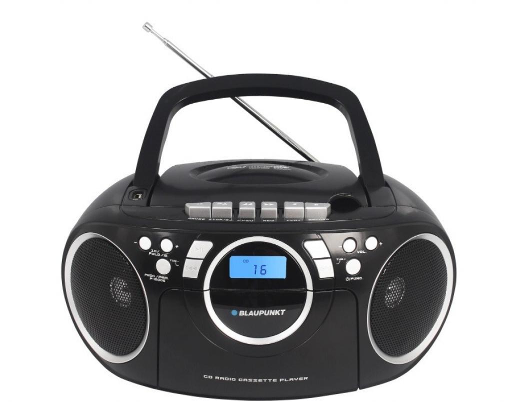 Microsistem Audio Portabil Blaupunkt Boombox BB16BK