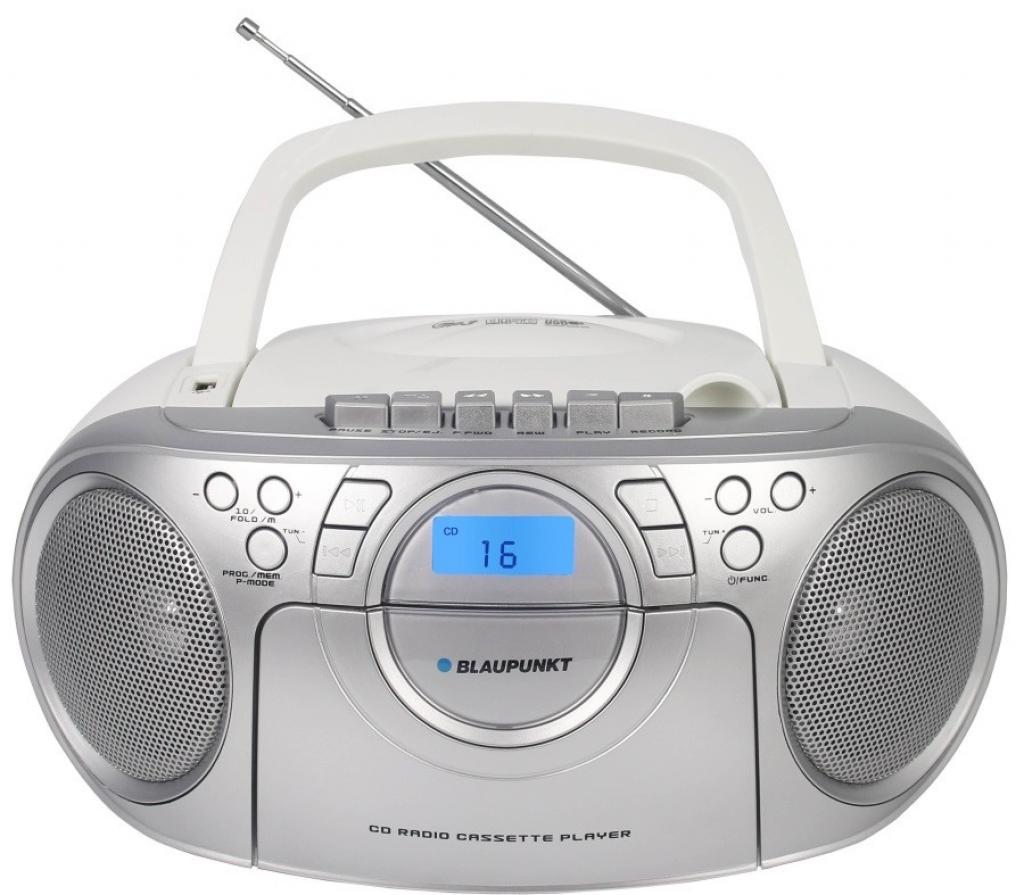 Microsistem Audio Portabil Blaupunkt Boombox BB16WH
