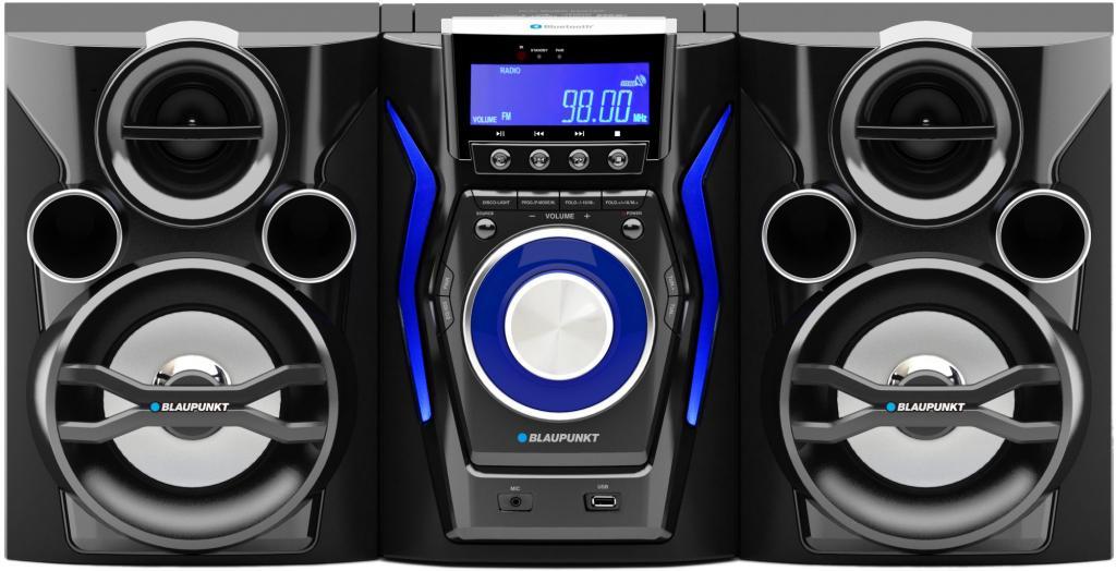 Microsistem Audio Blaupunkt MC60BT Negru