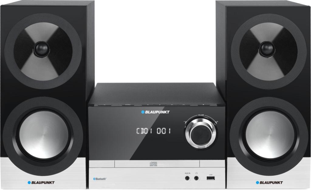 Microsistem Audio Blaupunkt MS40BT Negru